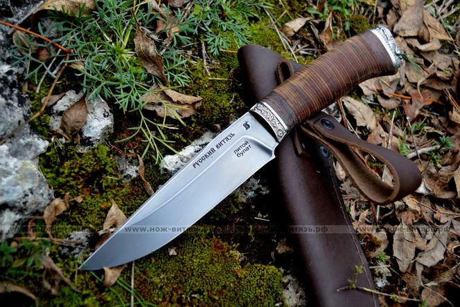 Какой должен быть охотничий нож нож складной opinel 10vrn